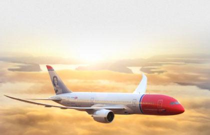 Norwegian-Boeing-787